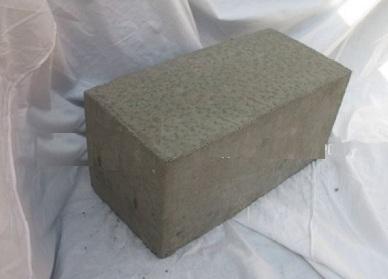 Шлакоблок М 75 полнотелый 188х190х390 мм (куб. м)