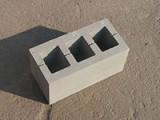 Шлакоблок М-75, размер 39х19х19 см