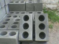 Шлакоблоки от производителя