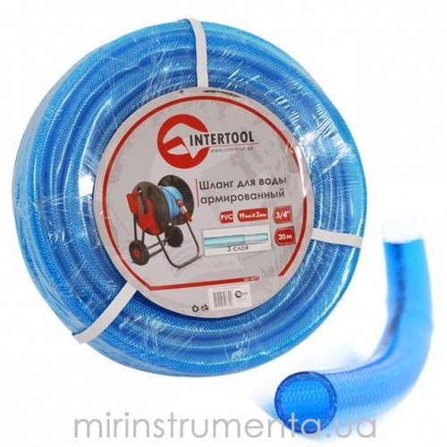 Шланг для воды INTERTOOL GE-4075