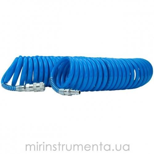 Шланг спиральный полиуретановый INTERTOOL PT-1712