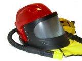 Фото  1 Шолом піскоструминника Comfort , Aspect засоби очищення повітря перед подачею в шолом. 161063
