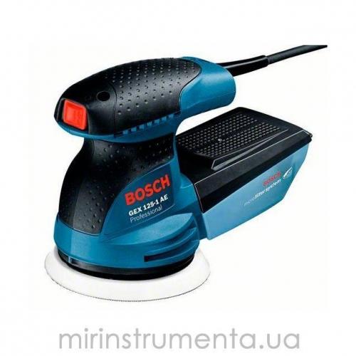Шлифмашина эксцентриковая Bosch GEX 125 (0601387501)