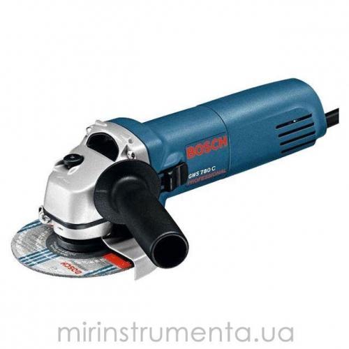 Шлифмашина угловая Bosch GWS 780 C (0601377790)