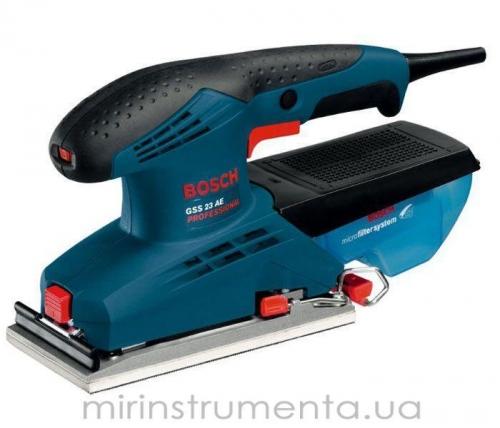 Шлифовальная машина вибрационная Bosch GSS 23 A+MF (0601070400)