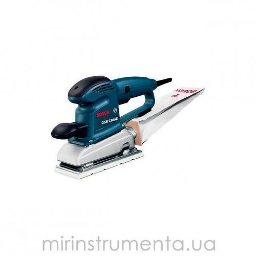 Шлифовальная машина вибрационная Bosch GSS230AE+MF (0601292688)
