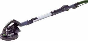 Шлифовальная машинка для гипсокартона и сухой шпаклевки для стен и потолков, для удаления остатков обоев(Германия).
