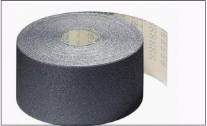 "Шлифовальная шкурка на ткани ""Nordicflex&quo t; 200мм*30м Р 60"