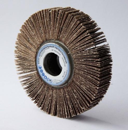 Шлифовавльный лепестковый круг тип КЛ (КШЛ) 150х30х32