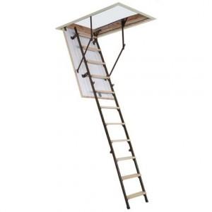 Сходи на горище металеві утеплені 90х60і90х70 та 120х60 і 120х70.