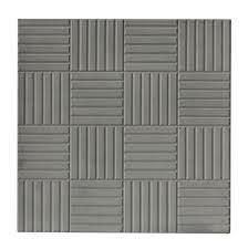 Тротуарная плитка Шоколадка 30х30