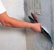 Шпаклевание стен Выравнивание