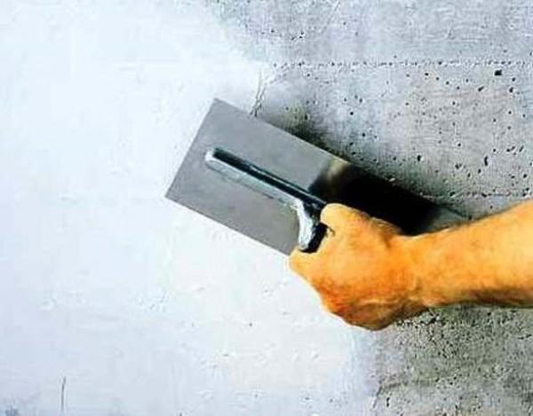 Шпаклевать стены Киев