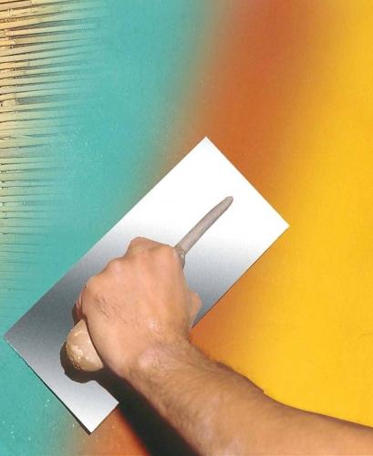 Шпаклевка ( беспесчанка) стен и потолков под покраску