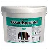 Шпаклевка Caparol Akkordspachtel Fein (25кг)