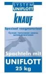 Шпаклевка для швов Uniflott Knauf (25кг)