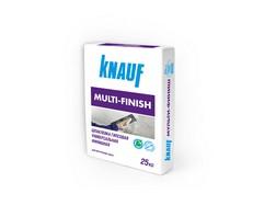 Шпаклевка финишная Мультифиниш Knauf (25кг)