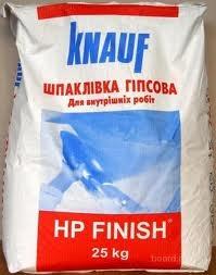 Шпаклевка НР ФИНИШ 25 кг KNAUF М