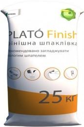 Шпаклевка PLATO Finish (25кг)