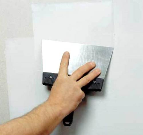 Шпаклевка Штукатурка Выравнивание стен