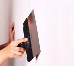 Шпаклевка стен Обои Шпатлевка потолков и стен, оклейка обоев, покраска