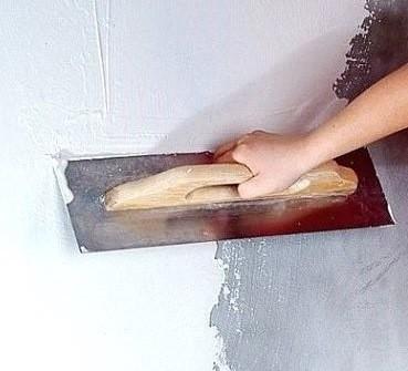 Шпаклевка стен цена От 30 грн/м. кв.