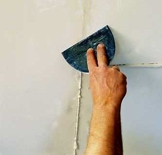 Шпаклевка стен Выполним шпаклёвку