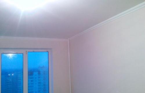 Шпаклевка стен высококачественная