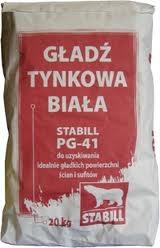 Шпаклевка выглажив. STABIL PG-41 20 кг