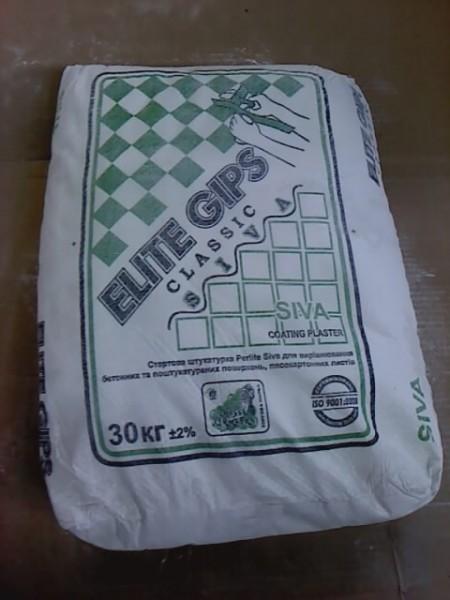 Шпатлевка ElitGips (изо 30 кг) Турция (бесплатная доставка)