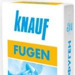 "Шпатлевка ""Фугенфюллер&qu ot; (KNAUF Fugenfuller) 25 кг."