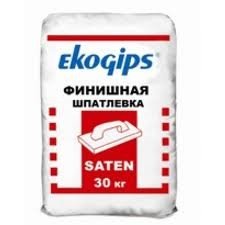 Шпатлевка Сатенгипс Экогипс
