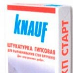 """Шпатлевка """"Стартовая"""" (НР KNAUF Start) 30 кг."""