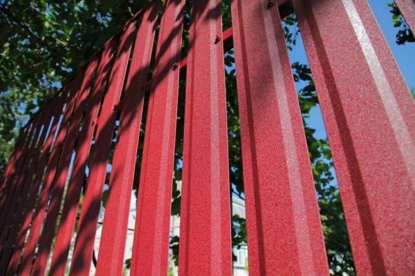Фото  1 Секція огорожі з паркану двостороннього 3000х1500 1756901