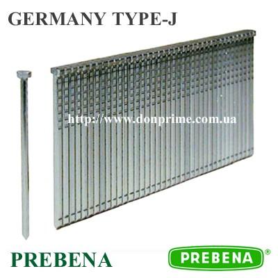 Штифт для пневмопистолета Тип-J (Prebena)