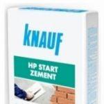 """Штукатурка фасадная """"Цемент"""" (KNAUF Zement) 25 кг."""