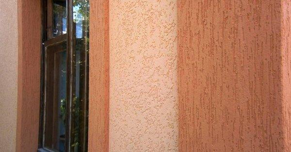 Фото 10 Фасадная фактурная штукатурка «короед», «шуба» 327135