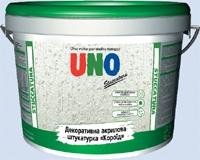 Штукатурка (короед) декоративная UNO STUCCATURA ABBAIO ( 1,5 - 2 мм. )