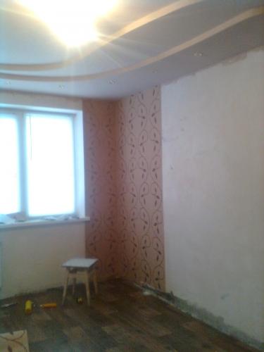 штукатурка шпаклёвка стен и потолков