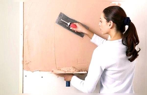 Штукатурка стен по маякам Недорого выполним выравнивание стен и потолков Профессионально.