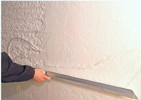 Штукатурка стен Штукатурные и малярные работы в Киеве