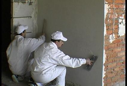 Штукатурные работы механизированным способом. Гарантия на все виды работ 2 года! http://tehnosprey.com.ua