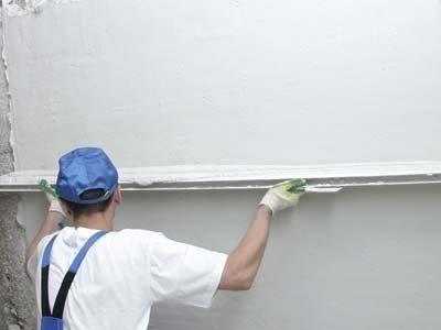 Штукатурные работы недорого Беспесчанка потолков и стен