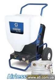 Штукатурный агрегат Graco RTX 1500, для нанесения шпаклевки и утепляющих составов