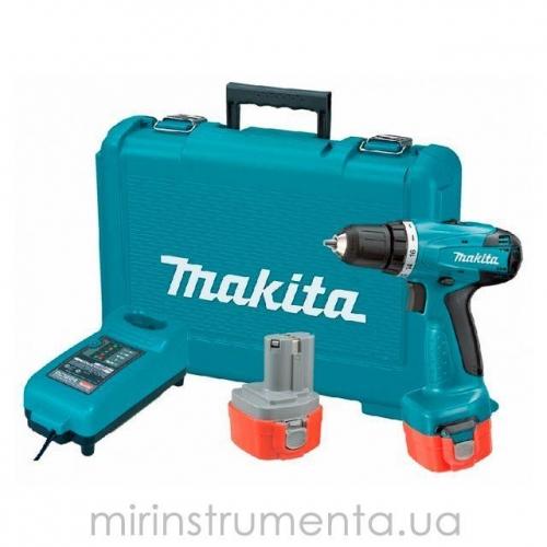 Шуруповерт аккумуляторный Makita 6271DWPE