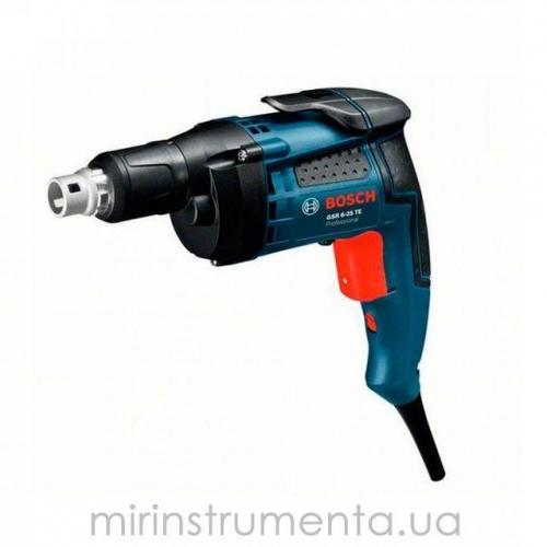 Шуруповерт GSR 6-25 TE Bosch (0601445000)