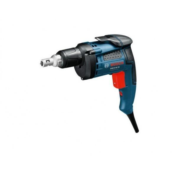 Шуруповерт с ограничителем глубины Bosch GSR 6-45 TE Professional