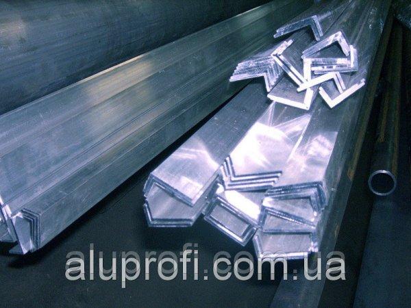 Фото  1 Швеллер алюминиевый 20х20х1,5 мм анод 1863855