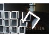 Фото  2 Швеллер алюминиевый 20х20х2,5 мм анод 2863855
