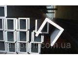 Фото  1 Швеллер алюминиевый 40х20х2мм анод 1863862